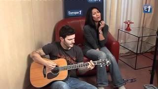 Anggun chante Mon dernier amour