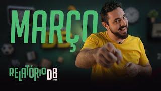 RELATÓRIO DB - MARÇO 2020