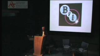 'Why do we need the British Film Institute National Archive?' Nigel Algar
