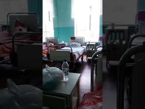 Обзор палаты 12, гинекология, Украина, роддом