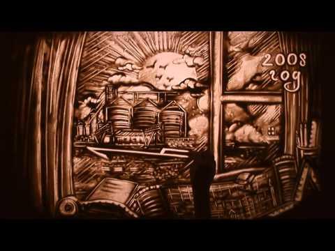 Відео Ролик пісочної анімації 2