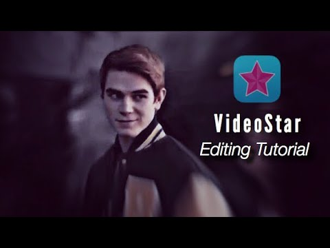 VIDEOSTAR EDIT TUTORIAL | FOR BEGINNERS