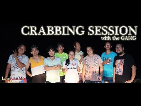Crabbing session with the gang | Buhay OFW