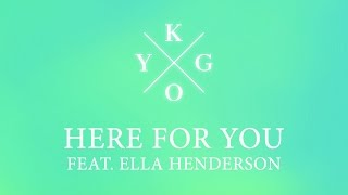 Kygo - Here For You (Official Instrumental)/ID