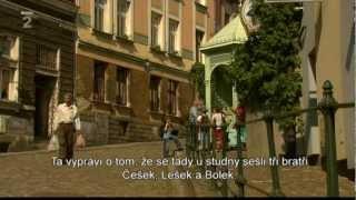 """preview picture of video '""""Hranice bez hranic - Przez granice Cieszyn i Český Těšín [CZ]'"""