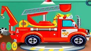 Xe Cứu Hỏa - Fire Truck | TopKidsGames
