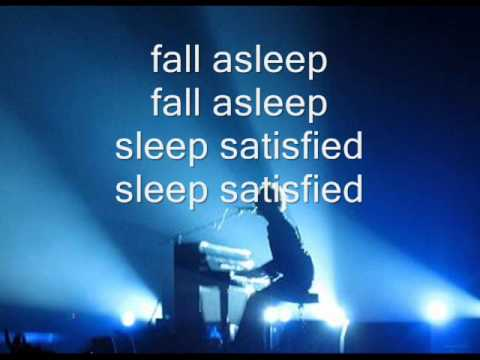 Coldplay - Chinese sleep chant (lyrics)