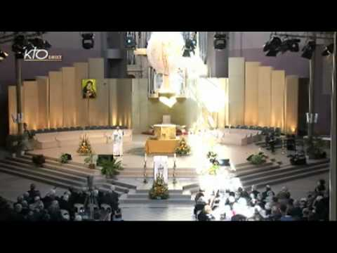Parole de Mgr Claude Dagens : « Le Christ, lumière du monde »