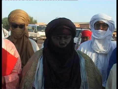 Visite de l'Ambassadeur de l'Union européenne au Niger à Agadez