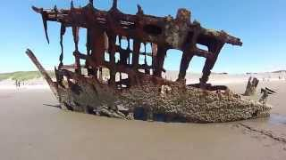 """The """"Peter Iredale"""""""