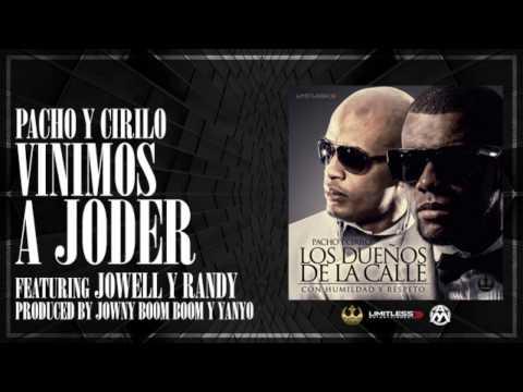 Vinimos A Joder (Audio)