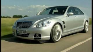 Lorinser S06 Mercedes S-Klasse als Gangstermobil - Tuner Lor
