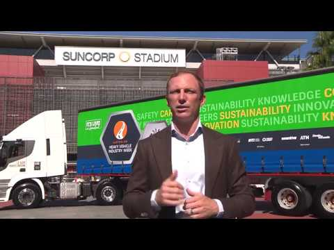 NRL Superstar invites you to the Brisbane Truck Show