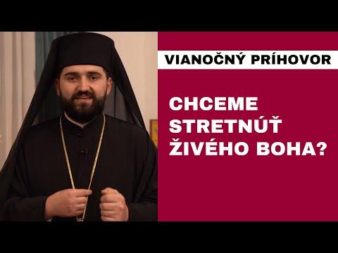 VIANOČNÁ KOLEDA: Archimandrita Jaroslav Lajčiak