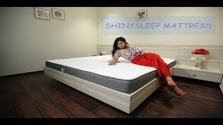 Best mattress in India | unboxing video | Shinysleep