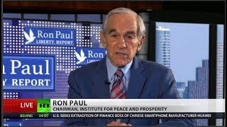 Ron Paul: Arrest of Huawei exec will leave US powerless & broke