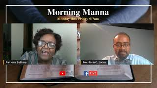 Morning Manna - April 5 2021