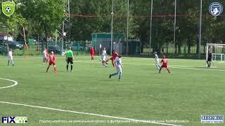 02.06.2018 Красногвардеец - Родина (2006-2) - голы