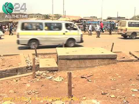Thika Super-Highway to the Grave