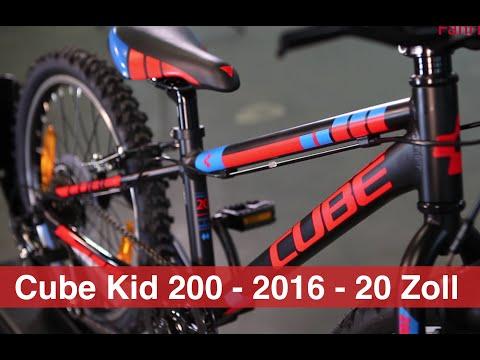 Cube Kid 200 - 2016 - 20 Zoll