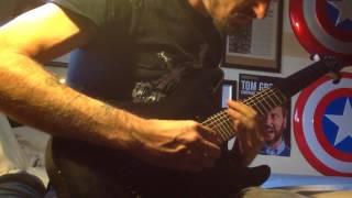 Absu - Stone of Destiny (guitar playthrough)
