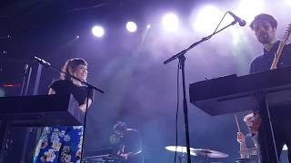 Oh Wonder Live   All We Do (Dublin 1.11.17)