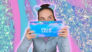 Holo Taco UNICORN DREAM Collection Reveal🦄☁️ thumbnail