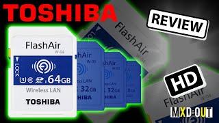 toshiba flashair wifi sd card password - TH-Clip