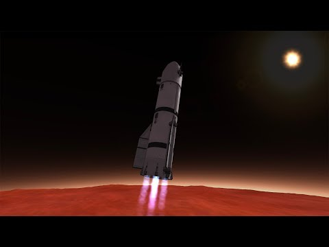 Let's get a Starship to Mars (Duna) and back in Kerbal Space Program