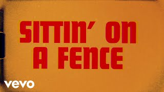 The Rolling Stones - Sittin' On A Fence (Lyric Video)