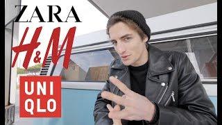 外国人吐槽 :ZARA、优衣库、H&M, 总体哪个最好?