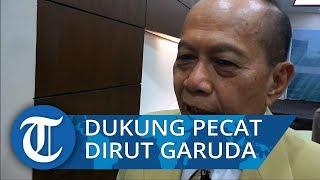Wakil Ketua MPR Syarief Hasan Dukung Pemecatan Dirut Garuda Ari Askhara