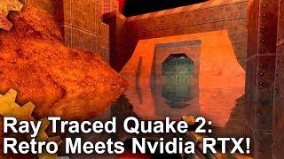 quake 2 ray tracing nvidia - Thủ thuật máy tính - Chia sẽ