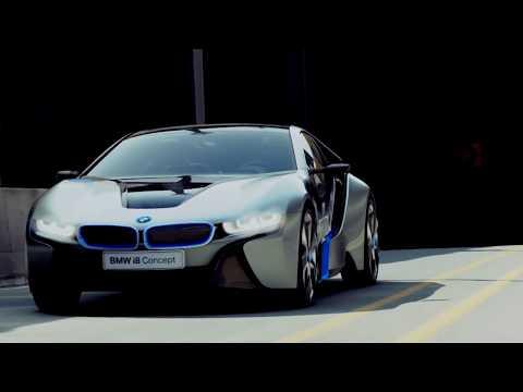 BMW i3 the visionary vehicle