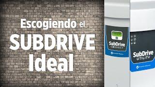 Escogiendo el SubDrive Ideal para Presión Constante