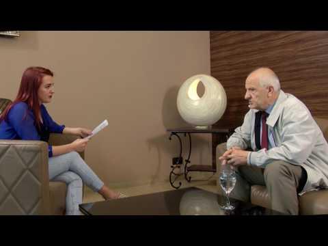 Fatmir Sejdiu, Intervistë
