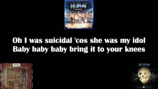 "Def Leppard - ""Action"" | Lyrics | HQ Audio"