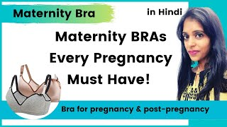 Maternity BRAs Every Pregnancy Must Have During Pregnancy  Breastfeeding Bras Bras During Pregnancy