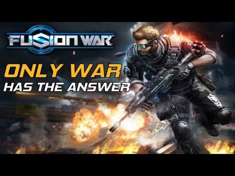 Fusion War Android Gameplay (HD)