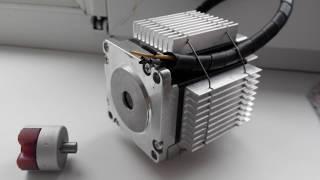 Ремонт шагового двигателя станка ЧПУ