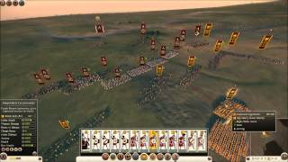 total war Rome 2 rome vs sparta open battle Patch 9