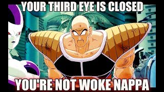 Dragon Ball Fighterz Online Matches: Good Close Calls 3 - Nappa Is NOT WOKE