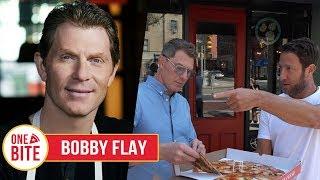 (Bobby Flay) Barstool Pizza Review - Sauce Restaurant