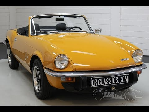 Video of '74 Spitfire located in Noord-Brabant - $16,850.00 Offered by E & R Classics - QIIQ