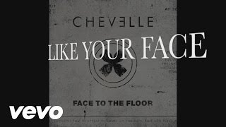 Chevelle - Face To The Floor (Lyric Video)