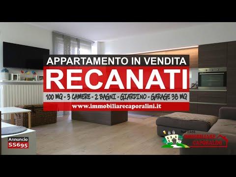 Agenzia Immobiliare Caporalini - Appartamento - Annuncio SS695 - Video