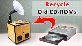 how-to-turn-old-cd-roms-into-vintage-speaker-player