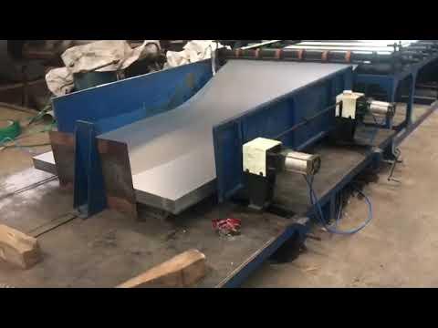 Coil Cut To Length Line Machine