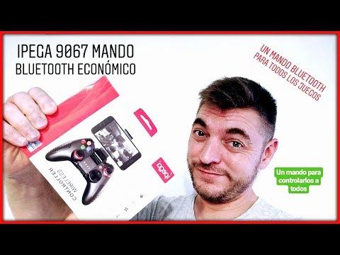 Ipega 9067 gamepad Bluetooth económico