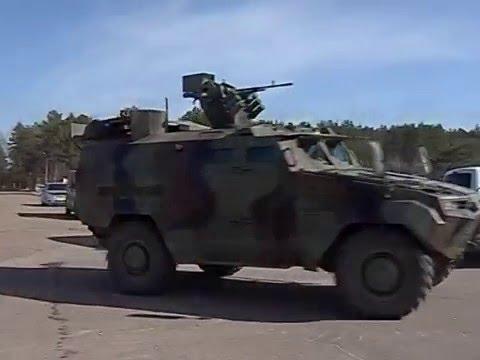 Границу с Россией будут охранять Тритоны